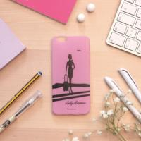 Carcasa para móvil -Lady Aviation- iPhone 6 Case