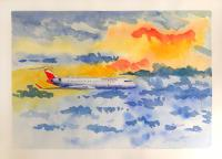 CRJ Air Nostrum Modern livery Painting