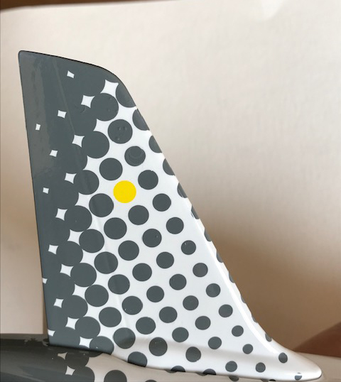 OUTLET Vueling Model Defect01