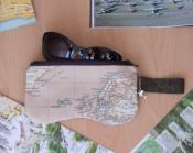 Funda gafas mapa BM / Map glasses case