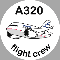 A320 Aegean Sticker