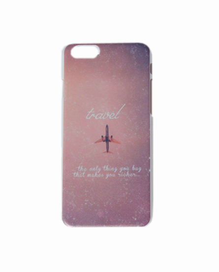 Carcasa para móvil -Travel- iPhone 6 Case