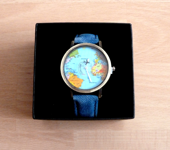 Reloj Fly with me - Azul/blue