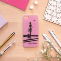 Carcasa para móvil -Lady Aviation- iPhone 5/5s/SE Case