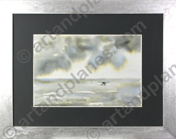 DHC-2 Beaver Painting