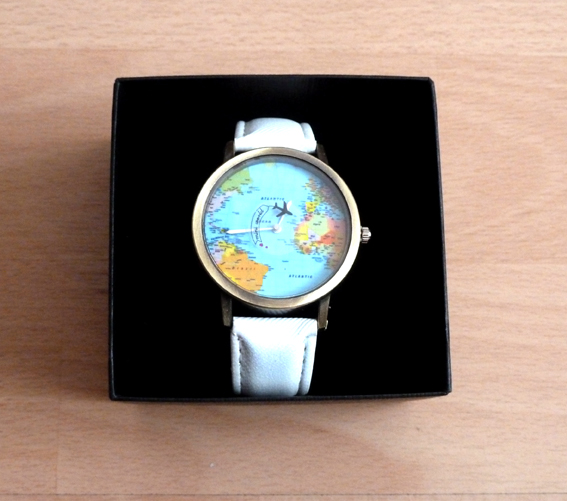 Reloj Fly with me - Blanco/white